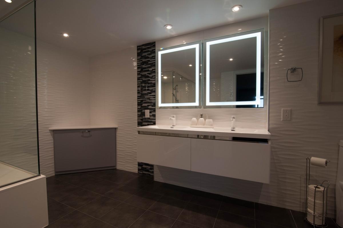 Old England Salle De Bain ~ salle de bain de ma tre cote st luc condo montreal creations